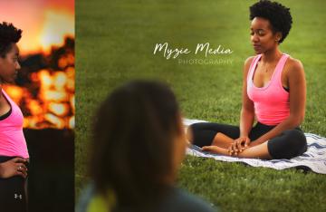 Yoga with Desiree